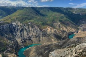 Сулакский каньон Гостиница Киев (4)