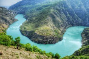 Сулакский каньон Гостиница Киев (5)